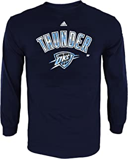 NBA Mens Athletic Basic Graphic Long Sleeve Tee, Team Options