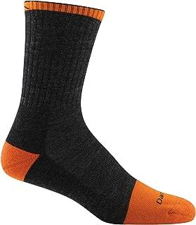 Darn Tough Steely Micro Crew Cushion Sock - Men's