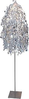 Naeve leuchten young living diamètre 45 cm hauteur 160 cm matériaux : métal, plastique, argent 2009659