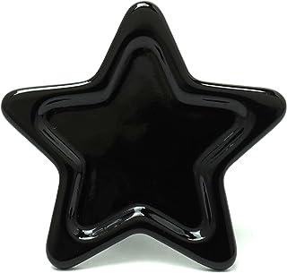 ネイル パレット リング リトル スター 星 ブラック