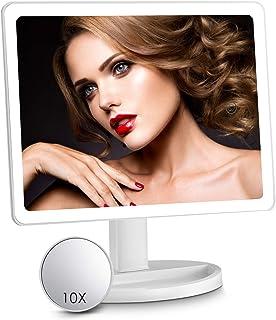 آینه آرایش روشن SOKEA - آینه آرایش با 88 مهره نور LED ، آینه غرور روشن