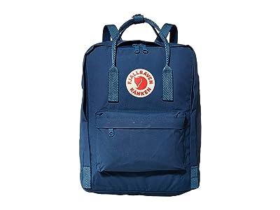 Fjallraven Kanken (Royal Blue/Goose Eye) Backpack Bags
