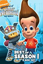 Jimmy Neutron- The Best of Season 1