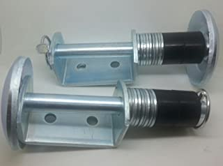 Orange Cycle Parts Snow Plow Blade Skid Conversion Kit to...