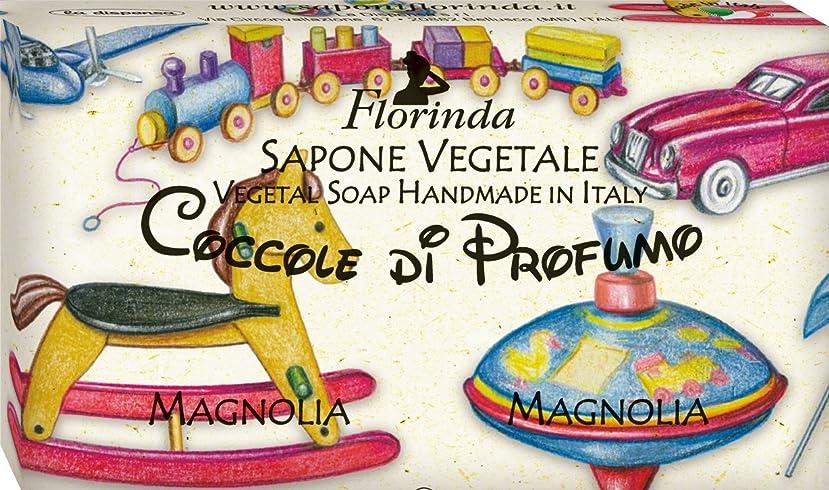 の面では受けるとげフロリンダ フレグランスソープ おもちゃシリーズ マグノリア