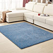Living Room Bedroom Carpet Coffee Table Sofa Bed Rug Bath Mat Washable Soft mat (Color : G, Size : 120x170cm(47x67inch))