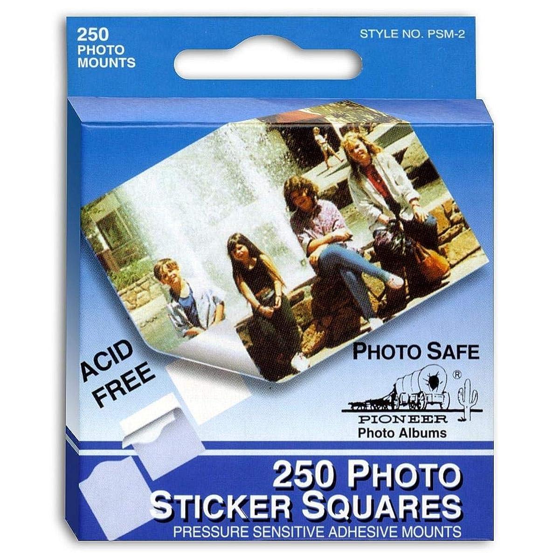 Pioneer Photo Mounts - Self Stick - Box of 250