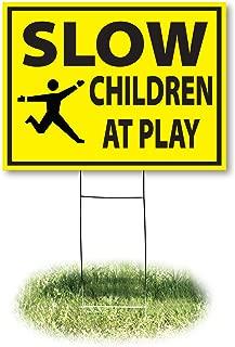 Headline Sign - Yard Sign,