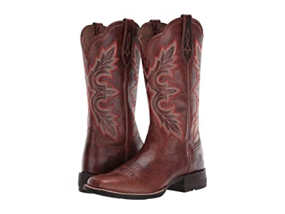 Ariat Breakout (Rustic Brown) Cowboy Boots
