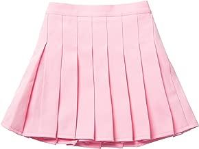Little Girl's Summer A-line Pleated Skirt 3-12 Years
