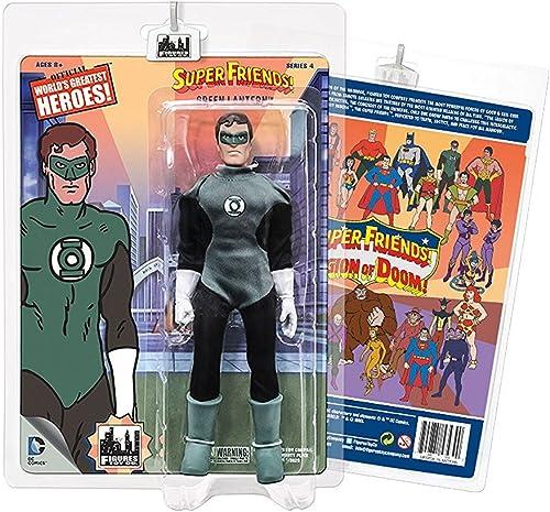Action figures DC Superfriends Série 4vert Lantern 20,3cm Dcsf402