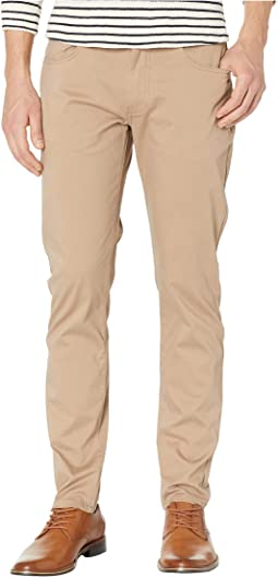 Script Stretch Five-Pocket Pants