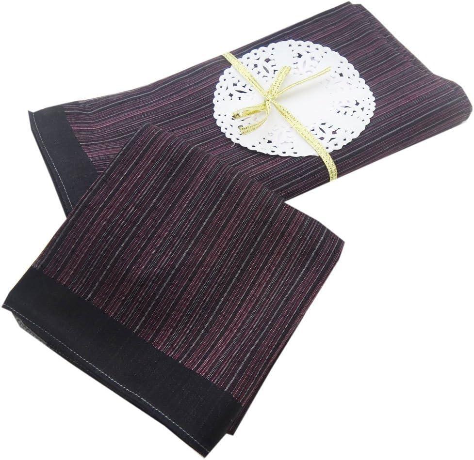 OWM Handkerchief Dozen Classic Luxury Soft Cotton Handkerchiefs for Men