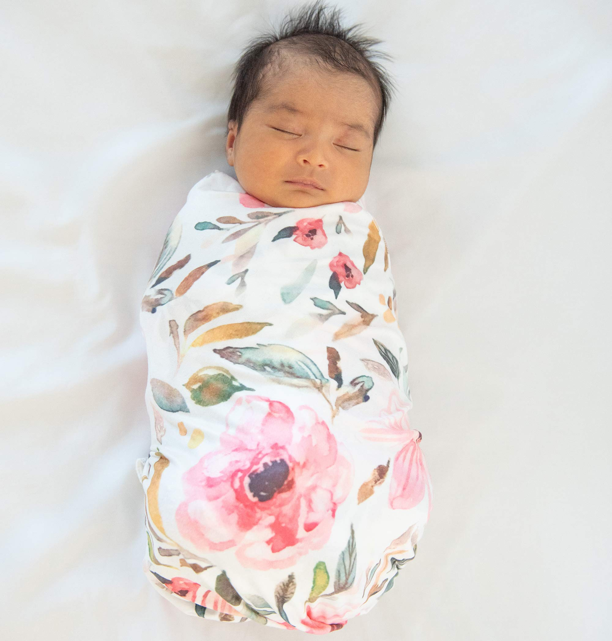 swaddle blanketmustard floral swaddle blanketnewborn baby swaddle blanket