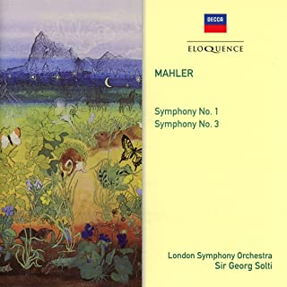 Mahler: Symphonies 1 & 3