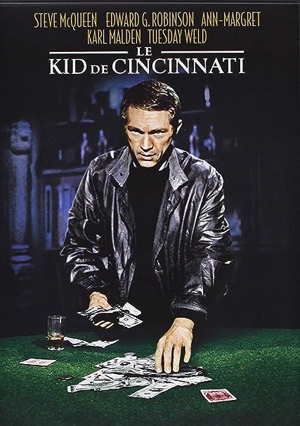 Le Kid de Cincinnati [Francia] [DVD]