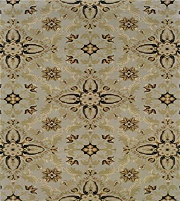 "Oriental Weavers Ariana 2313C 5'3 x 7'9"" Blue / Green Area Rug"""