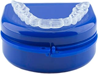 Impact Mouthguards Professional Custom Dental Nightguard Hybrid Night Guard 3mm Upper/Mouth Guard for Protection Against Teeth Grinding/Clenching/Bruxism and TMJ Relief