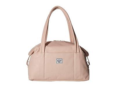 Herschel Supply Co. Strand X-Small (Polka Cameo Rose) Tote Handbags