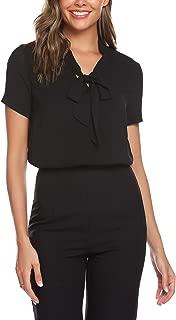 Best black bow blouse Reviews
