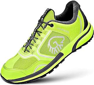 GIESSWEIN Sport-Schuh Wool Cross X Women - rutschfeste Damen Outdoor-Schuhe aus Merinowolle, Atmungsaktive Trekking-Schuhe...