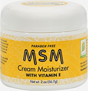 msm moisture creme