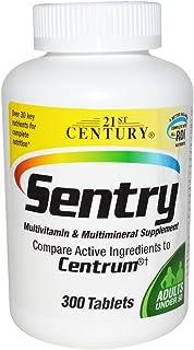 21st Century Vitamins Sentry Multivitamin & Multimineral Tabs, Ct