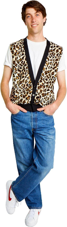 Vintage Men's Costumes – 1920s, 1930s, 1940s, 1950s, 1960s 80s Ferris Buellers Day Off Costume Vest  AT vintagedancer.com