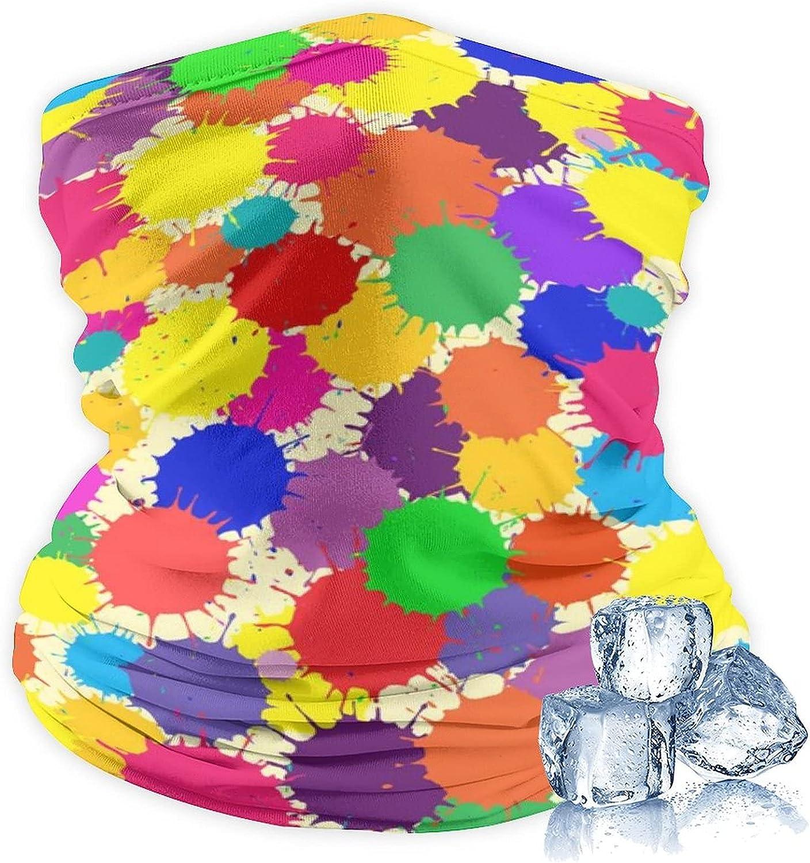 Headwear Bandana Neck Gaiter Head Wrap Headband Balaclava Magic Scarf Face Mask