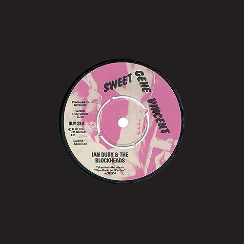 Sweet Gene Vincent [Explicit]