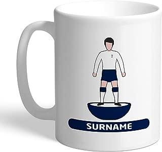 personalised tottenham mug