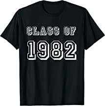 Class of 1982 82 School Reunion Graduation Party T-Shirt