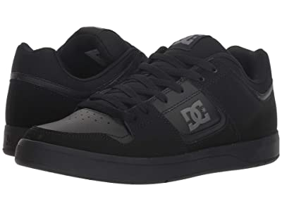 DC DC Shoes Cure (Black/Black/Black) Men