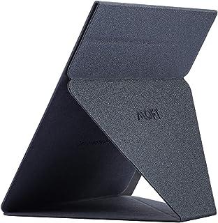 MOFT X [国内正規代理店] iPadスタンド タブレットスタンド 9.7インチ/10.2インチ/10.5インチ/12.9インチに対応 極薄 超軽量 折りたたみ 角度調整可能 収納便利 持ち運び便利(グレー)
