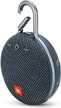 JBL Clip 3 Portable Waterproof Wireless Bluetooth Speaker - Blue