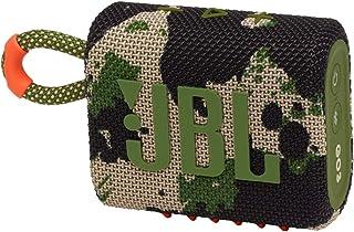 JBL GO3 Portable Bluetooth Speaker Squad