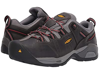 Keen Utility Detroit XT Int. Met Steel Toe (Steel Grey/Bossa Nova) Men