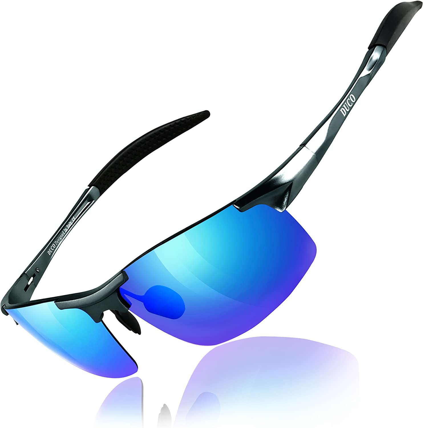 Duco At the price of surprise Detroit Mall Mens Sports Polarized UV Sunglasses f Protection