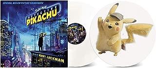 Pokémon Detective Pikachu (Original Motion Picture Soundtrack) - Exclusive Limited Edition White Picture Disc 2x LP Vinyl
