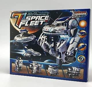 7 in 1 solar space fleet