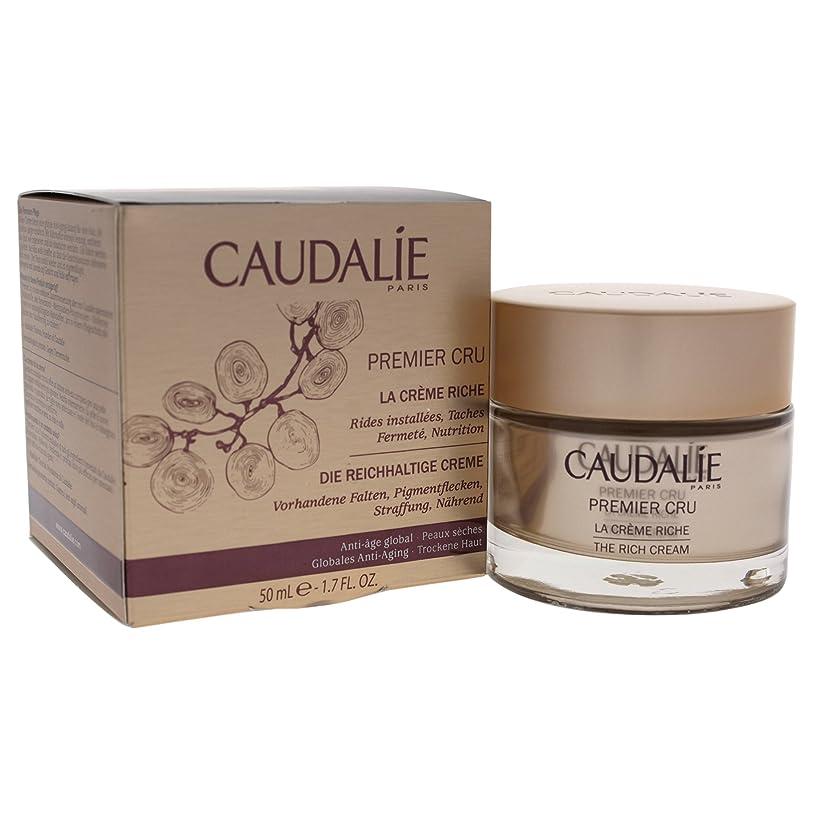 一定実用的性別コーダリー(CAUDALIE) プルミエ クリュ リッチ クリーム 50ml [並行輸入品]