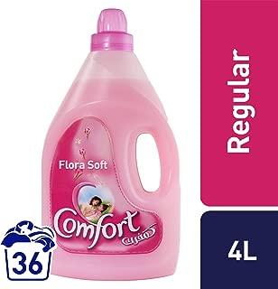Comfort Fabric Softener Flora Soft, 4L