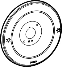 Moen 97577 Monticello Escutcheon for Moentrol Showering valve, Chrome