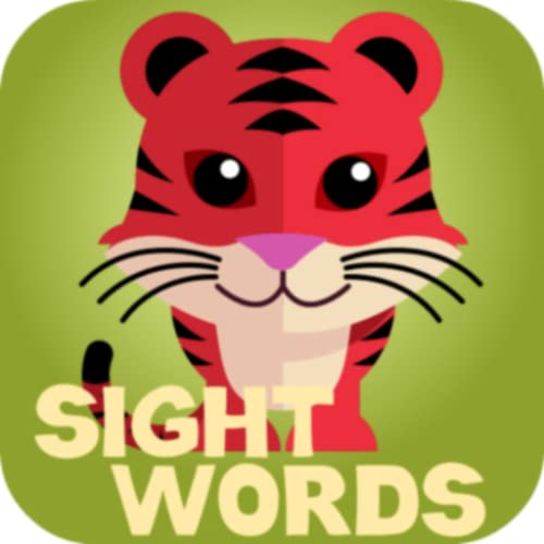 Pro Kindergarten aSight Words High Frequency Words to Increase Reading Fluency