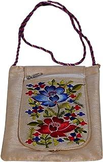 KUSUM Material : Silk SLING BAG