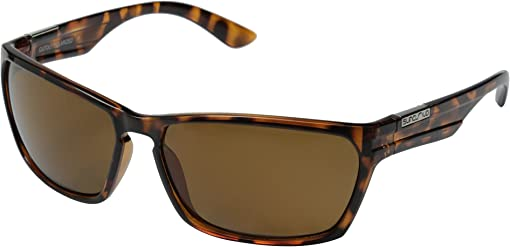Tortoise Frame/Brown Polarized Polycarbonate Lenses