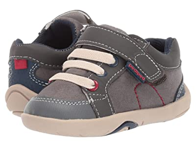pediped Dani Grip n Go (Toddler) (Grey) Boy