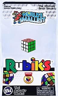 World's Smallest Rubiks Cube