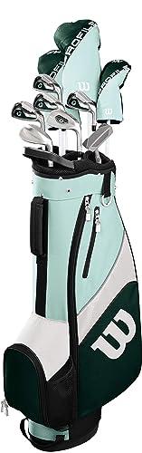 Wilson Golf- Ladies Profile SGI Complete Set with Cart Bag