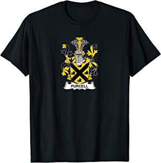 Purcell Coat of Arms - Family Crest Shirt